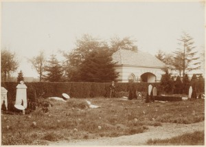 1897 Begraafplaats